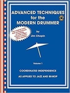 James Chapin Advanced Techniques Vol 1 for Drum Set Cover