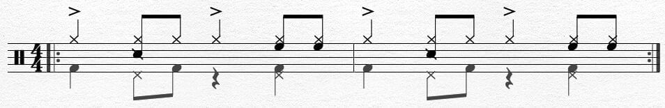 Afro Cuban Latin Bass Pattern