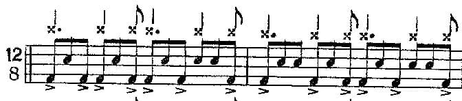 Reed Syncopation Volume Two Section II