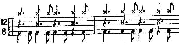 Reed Syncopation Volume Two Section IV