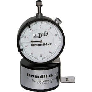 Tuning with a Drum Dial Image