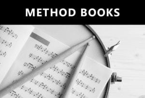 Drum Set Tips Method Books Image